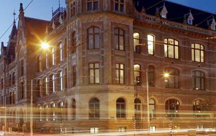 Jantineke Eijkelenkamp, Conservatorium Hotel