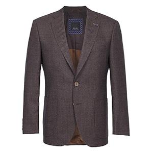 Suit Up blazer bedrijfskleding bruin