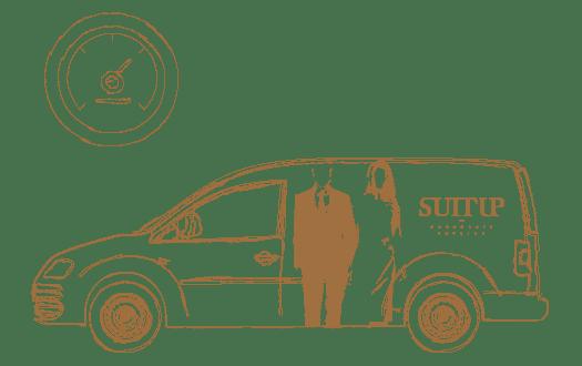Suit Up bedrijfskleding ontzorgen