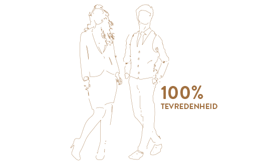 Corporate Fashion met 100% tevredenheid Suit Up