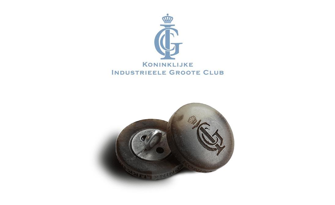 Suit Up | IGC Amsterdam custom knopen
