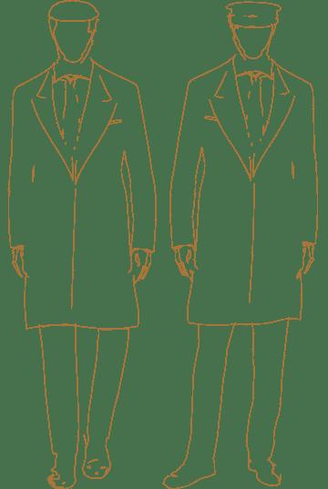 Uitvaartkleding uitvaartverzorger Zuylen Suit Up
