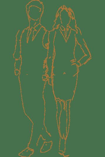 Suit Up uitvaartkleding Gastheervrouw