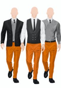 Illustratie luggage porter Suit Up