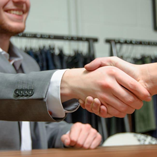 Corporate Fashion Suit Up Bedrijfskleding