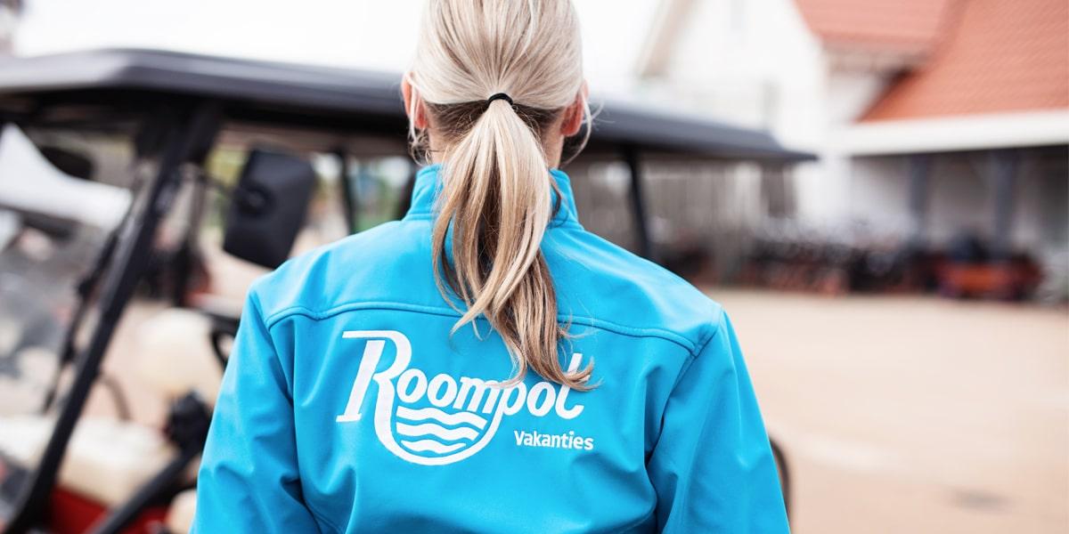 Roompot bedrijfskleding softshell