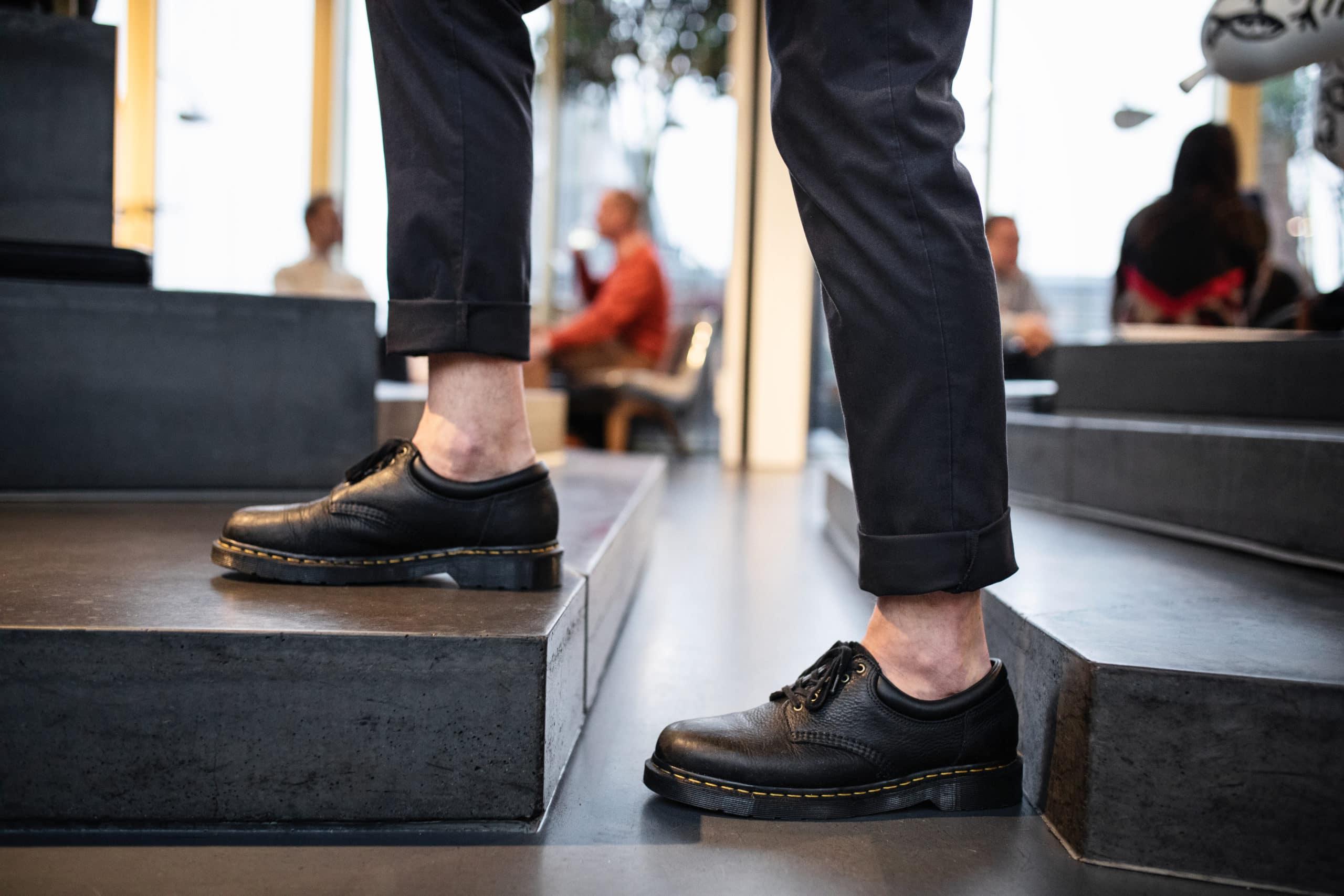 W-Amsterdam nieuwe bedrijfskleding footwear