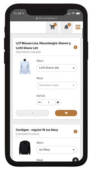 iphone_responsive_kleding-managment-systeem-suit-up